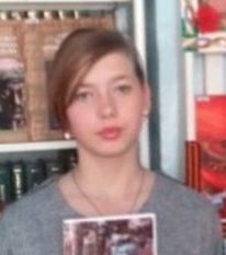 Бурдинская Ангелина, 14 лет, с. Аблатуйский бор3
