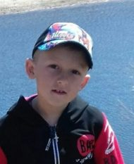 Дубровский Михаил, 7 лет, с. Шехолан