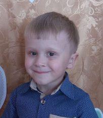 Середин Тимофей, 7 лет, с. Улеты